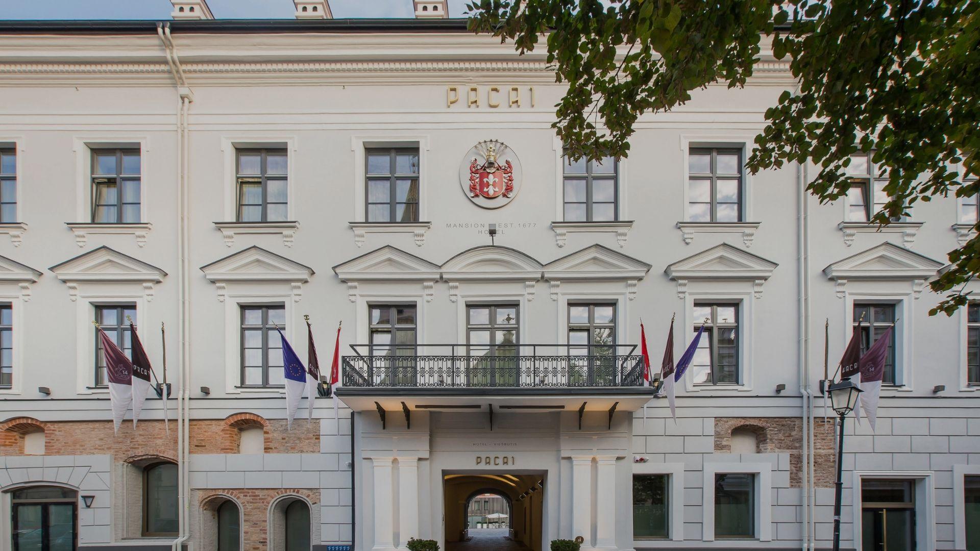 A Grand Debut in Vilnius